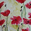 Ismeta Gruenwald - Feel the Summer - Poppies