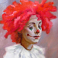 Irjan Moussin - Female clown