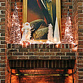 Cynthia Guinn - Fireplace Christmas