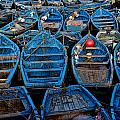 Phil Dyer - Fish Boat Parking Lot