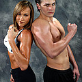 Gary Gingrich Galleries - Fitness Couple 39