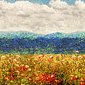 Mike Savad - Flower - Landscape -...