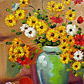 Daliana Pacuraru - Flowers - Still life