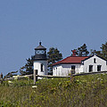 Fort Casey Lighthouse 1