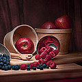 Tom Mc Nemar - Fresh Fruits Still Life
