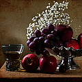 Levin Rodriguez - Fruits in Tazza and...