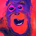 Sue Jacobi - Funky Monkey Happy Chappy