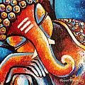 Sonali Mohanty  - Ganesha the divine sleep