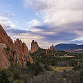 Brian Harig - Garden Of The Gods At...