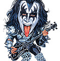 Art   - Gene Simmons