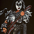 Paul  Meijering - Gene Simmons of Kiss