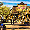 Bob and Nadine Johnston - Ghost Town Goldfield...