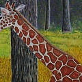 Richard Goohs - Giraffe at The...