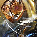 Sarah Loft - Glass Abstract 710
