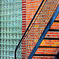 Karon Melillo DeVega - Glass Bricks