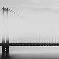 Ben and Raisa Gertsberg - Golden Gate Bridge - Fog...