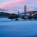 Joe Brisson - Golden Gate Sunset
