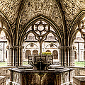 Weston Westmoreland - Gothic Cloister Fountains