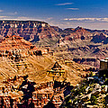 Nadine and Bob Johnston - Grand Canyon Painting