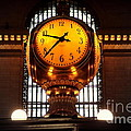 Miriam Danar - Grand Old Clock at Grand...