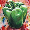 Sheila Diemert - Green Pepper