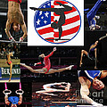 M and L Creations - Gymnastics Collage