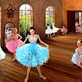 Hall Of Dance by Graham Keith