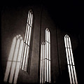 David Bowman - Hallgrimskirkja Windows