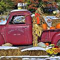 Allen Beatty - Halloween Pick Up Truck