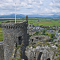 Jane McIlroy - Harlech Castle Tower