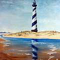 Lee Piper - Hatteras Lighthouse