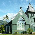 Dee  Savage - Hawaiian Church
