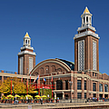 Headhouse Chicago Navy Pier by Christine Till