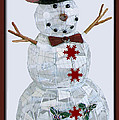 Debra     Vatalaro - Holiday Frosty Card