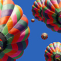 Edward Fielding - Hot Air Balloon Panoramic
