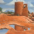 Jerry McElroy - Hovenweep Reflection