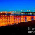 Jim Carrell - Huntington Beach Pier -...