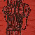 Hydrant by William Cauthern