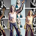 Lisa Piper Stegeman - I Love U IGGY POP