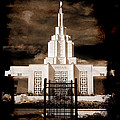 Lane Erickson - Idaho Falls Temple...
