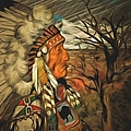 L Wright - Indian Chief