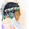 Richard Hahn - Indian Chief