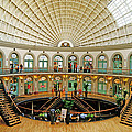 Shaun Hopkinson - Inside the corn exchange
