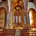 Nigel Hamer - Interior Silves Cathedral