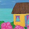 Melissa Vijay Bharwani - Island Home by the Sea