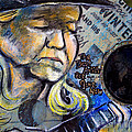 Fiona Kennard - Johnny Winter Painted...