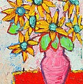 Ana Maria Edulescu - Joyful Little Sunflowers...