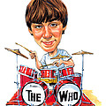 Art   - Keith Moon