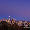 Reflective Moments  Photography and Digital Art Images - Kerry Park View