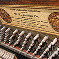 Gary Gingrich Galleries - Kimball Piano-3476